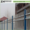 Factory made professional cheap wrought iron fence panels for sale