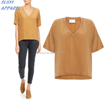 Wholesale Price Premium Quality Nice Ladies wool tops ladies ethnic tops plus size women clothing ladies front open tops