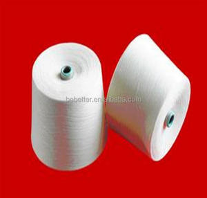 Ne 21s OE Cotton Yarn Low Price 70/30 Cotton Polyester Blended Yarn for Weaving Manufatcturer