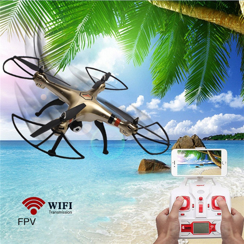 2016 newest syma x8 drone rc quadcopter 2.4ghz 6-axis rtf helicopter syma x8hw drone toys