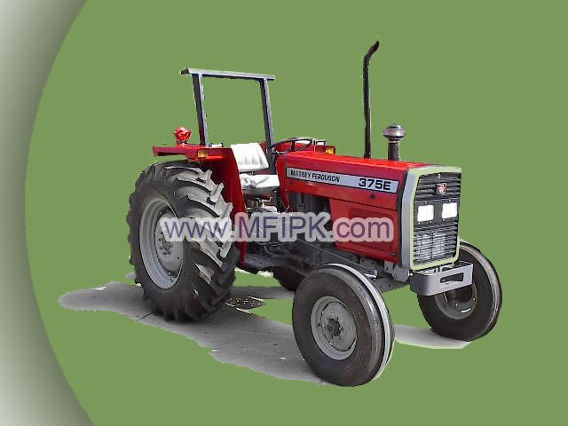 Mf 375s Tractor brand new