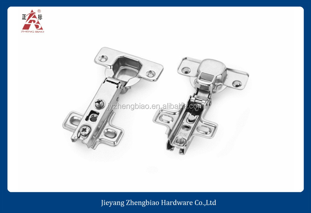 Full overlay ZB-261 dtc soft close concealed cabinet hinge