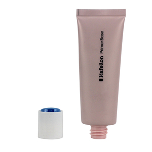 Sample Size Low Moq Idpe Cosmetic Digital Printed Gold Face Cream Whitening Hand Lotion Tube Caps