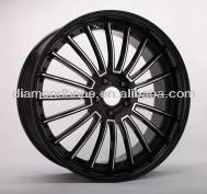 22 inch Chrome finish alloy wheel with spoke (ZW-H832)