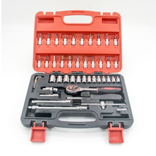 Professional Sleeve Combination Car Tool Kit for Motorcycle Repair