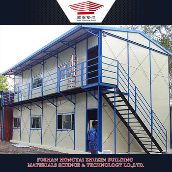 Various Specifications Reliable Structure Cheap Modular Steel Frame Kit Homes