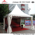 china high quality 4*4m outdoor exhibition tent for sale
