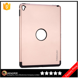 Hot Armor case hybrid 2 in 1combo shockproof slim armor case for iPad pro