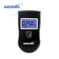 Greenwon Patent Alcohol Breath Tester Machine Alcohol AT-818 for Accurate BAC Test Breathalyzer