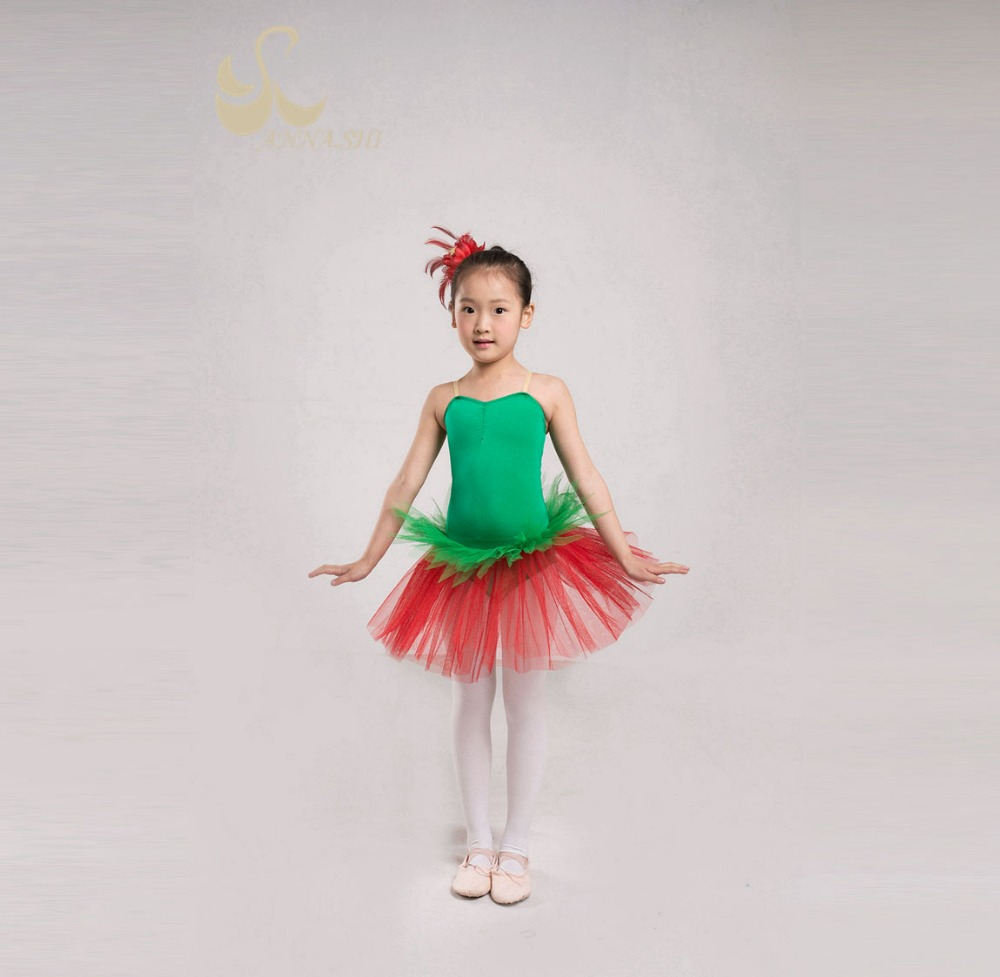 Hot Sale Performance Modern Christmas Dance Costume For Kid