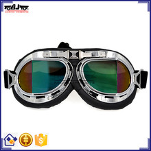 BJ-GT-004 Hot sale prescription vintage motorcycle goggles