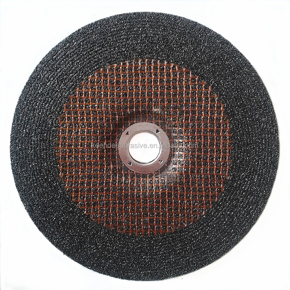 7 inch 180x6x22.2 Resin Bond Abrasives Grinding Metal Wheels and Discs