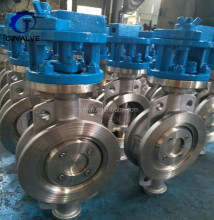 Chinese manufacture New solenoid butterfly valve with remote control switch production