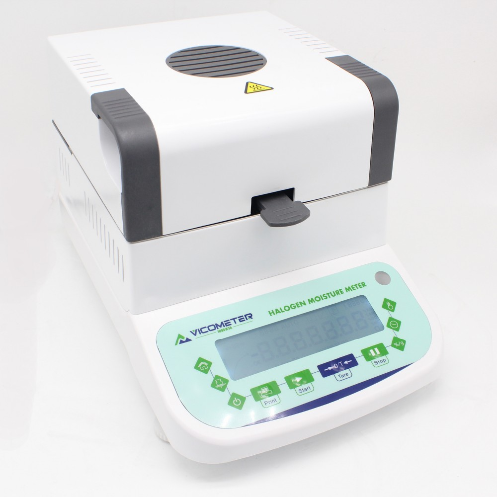 VM-01S oil ceramic clay moisture tester with low price
