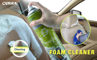 650ml universal foam cleaner best car care products with MSDS