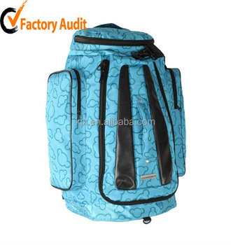 Nylon Backpack Use for Outdoor Hiking Backpack