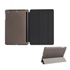 New Folded ptotective case Smart cover for ipad 2017 9.7'' case with Sleep function