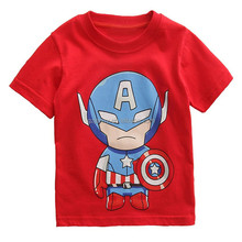Wholesale High Quality Short Sleeve Soft 100% Cotton Kids T Shirt