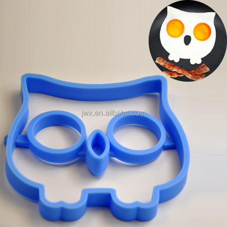 Silicone fried egg mould,fried egg ring,colorful egg tool
