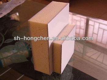 PU sandwich panel for cold-storage/refrigerator/cooling plant/freezer