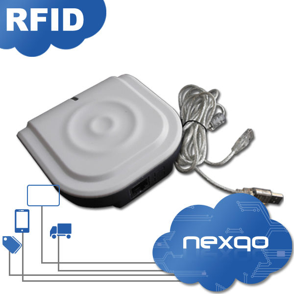 RFID contactless smart chip card encoder