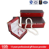 2013 New Style Inlaid Wooden Jewelry Box(HSD-H3434)