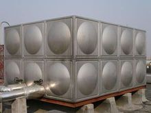 Insulated GRP Water Tanks