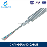 centrum aluminium tube 12 core AA stranded opgw overhead cable
