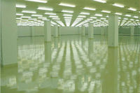Caboli epoxy polymer floor coating
