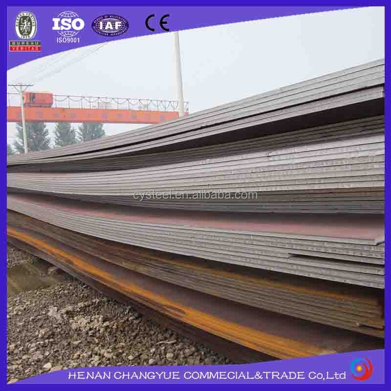 hot rolled A516 Grade 70 Hot Rolled Steel Plate