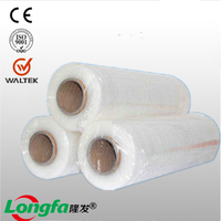 Manufactory waterproof pallet machine packaging stretch pe plastic film roll