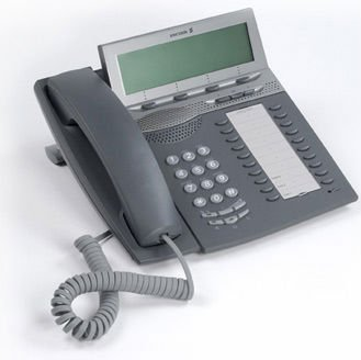 Ericsson Dialog 4225 phone, dark grey