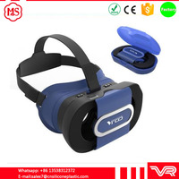 Original Factory Foldable VR Glasses 3D