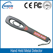 hand held metal detector body scanner device, hand held metal detector wand