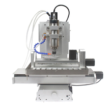 HY-3040 5 Axis Desktop 3D Mini CNC Router Price Competitive