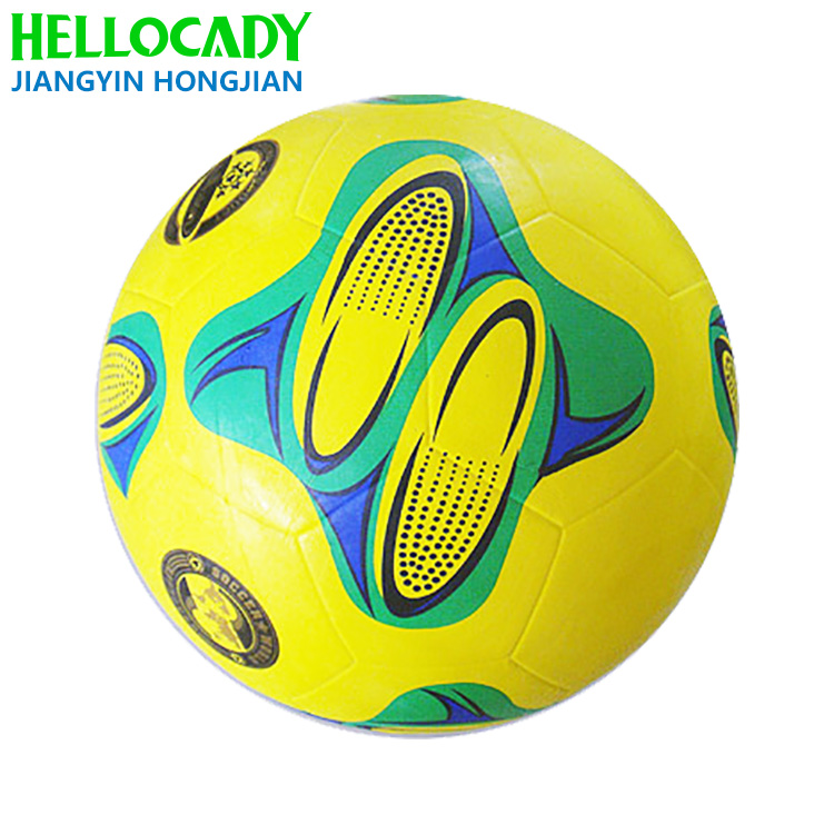 SS 010 size4 custom brand billiard rubber smooth soccer ball