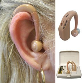 RECHARGEABLE DIGITAL HEARING AID - MOBILITY- HEALTH-698