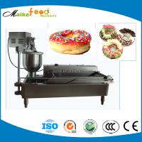 High quality mini donut machine, Electric and gas heating mini donut machine