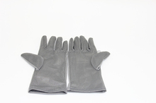 Latest Arrival excellent quality grey color protective cotton hand gloves