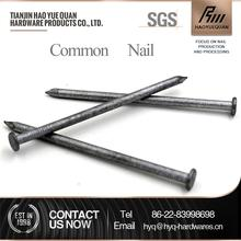 Brand new Factory manufacturer wire Carbon iron common nail steel nails for wood with CE certificate
