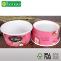 squatty ice cream cup paper bowl paper container