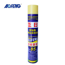 2017 most popular sound insulation structural seal big gaps block spray expanding foam