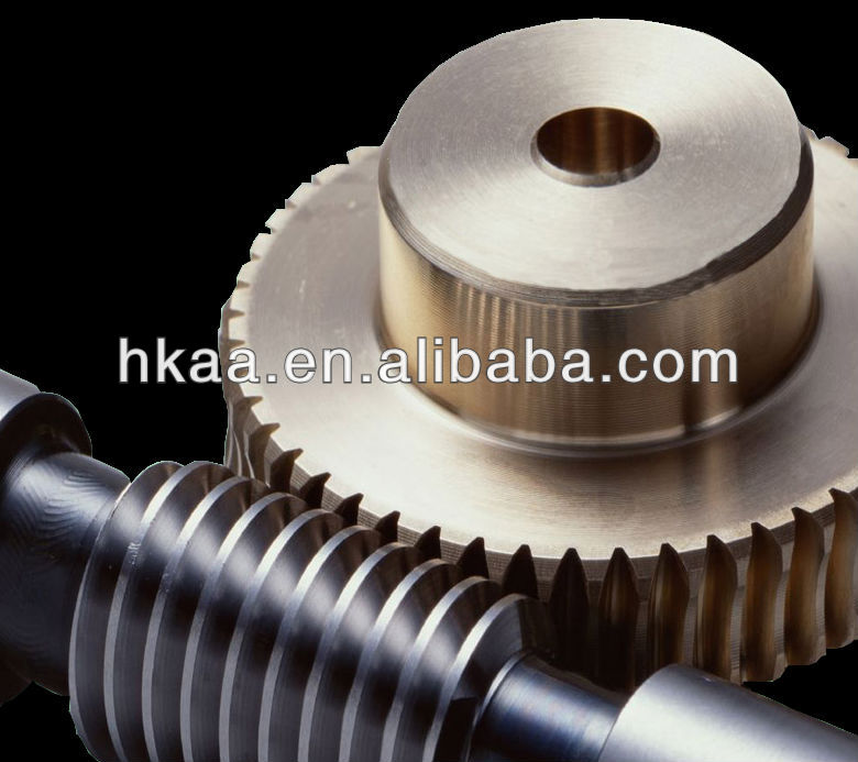 high precision worm gear, pinion gear of reduction unit, custom motorcycle gear manufacturer