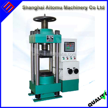Digital Display Concrete Construction Building Materials Compression Testing Machine