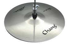 CHANG Armor Siliver Color Cymbals Set 14,16,20 Cymbals For Drumset