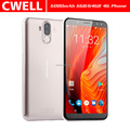 6 Inch 6GB/64GB Octa Core 6080mAh Big Battery Volte Android Smartphone Ulefone Power 3