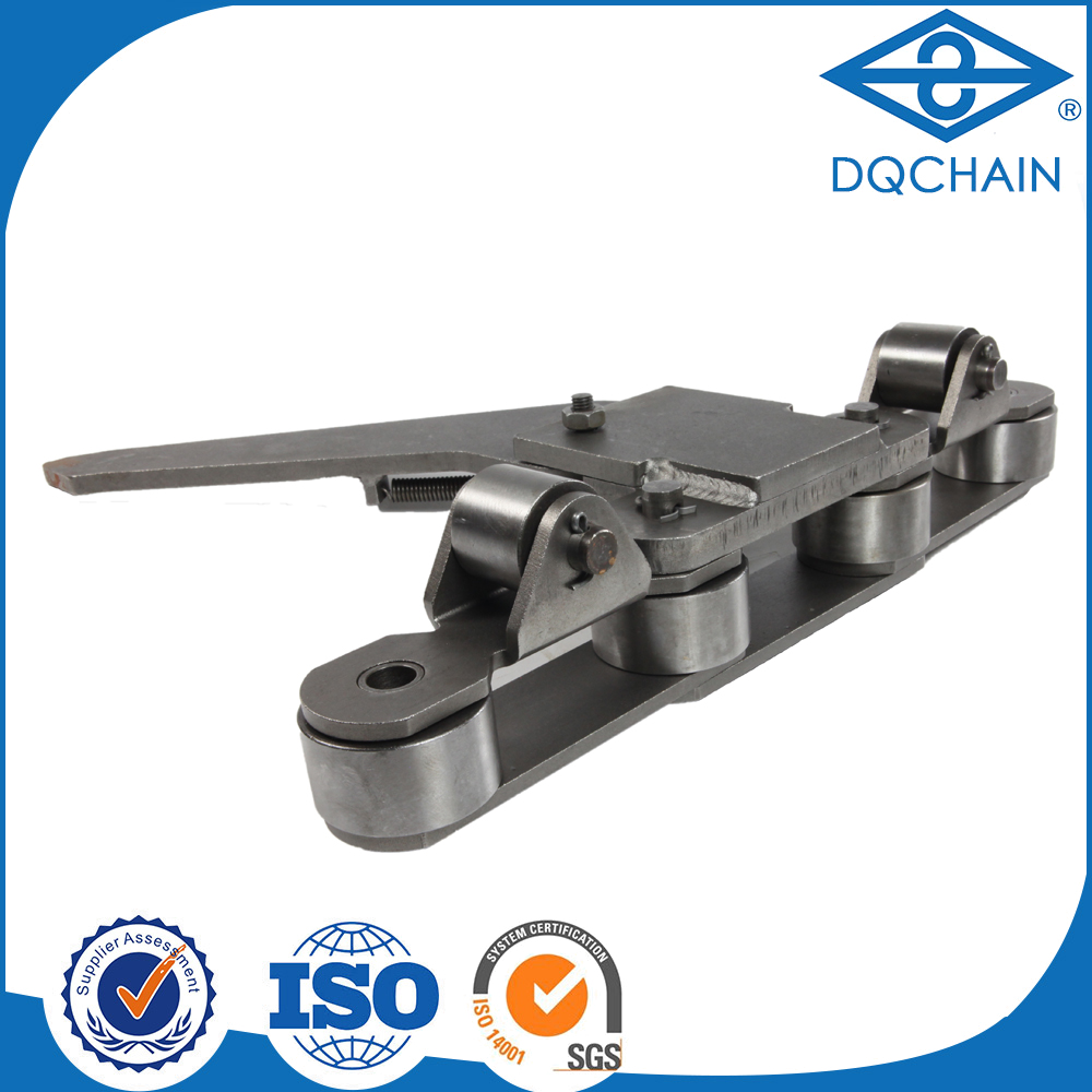 hot sale agricultural precision chains attachment,double pitch chains