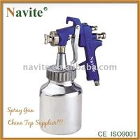 Colorful Spray Gun 871 with two nozzles