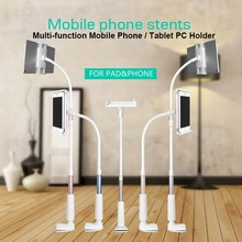 Flexible Lazy Bracket Mobile Phone Stand Holder For iPhone Car Bed Desk