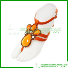 2013 Acrylic Lady Sandal Ornament 232 Fashion Sandal Decorations